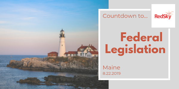 Countdown To Federal E911 Legislation: Maine
