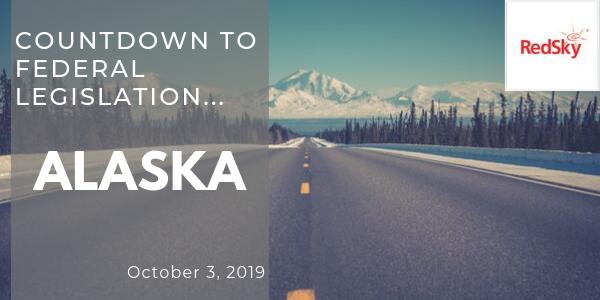 Countdown To Federal E911 Legislation: Alaska