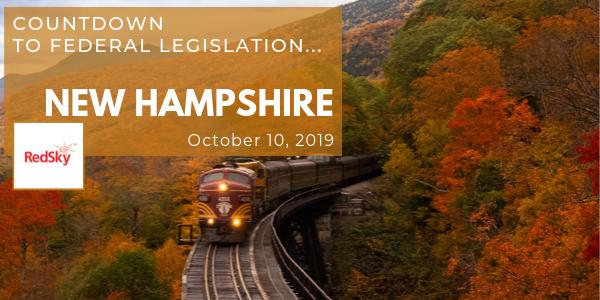 Countdown To Federal E911 Legislation: New Hampshire