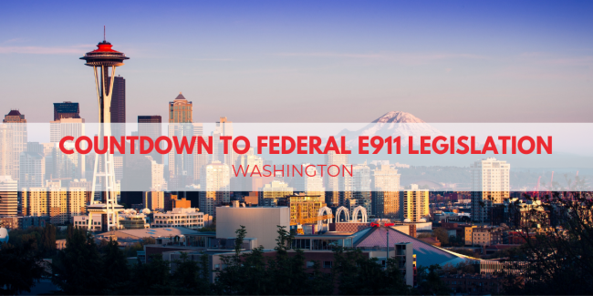 Countdown To Federal E911 Legislation: Washington