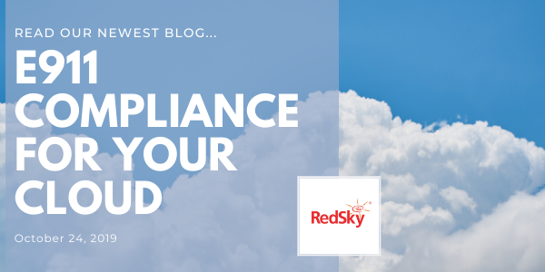 E911 Compliance for Your Cloud Environment