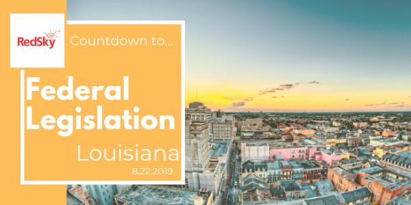 Countdown To Federal E911 Legislation: Louisiana