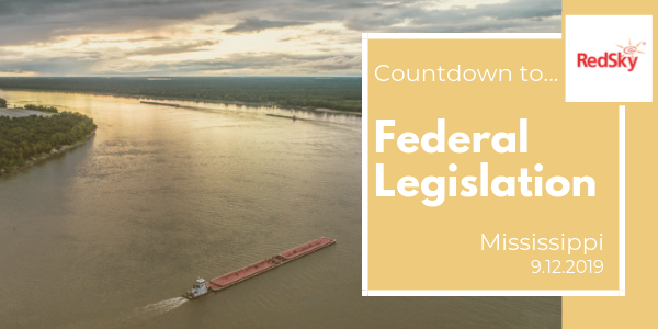 Countdown To Federal E911 Legislation: Mississippi