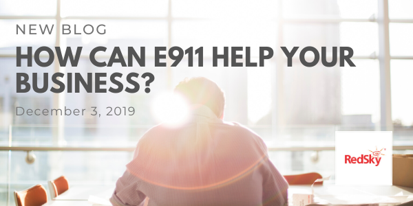 How Can E911 Help Your Business?