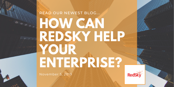 How Can RedSky Help Your Enterprise?